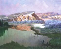 Пышта Тихий Дон.  1993